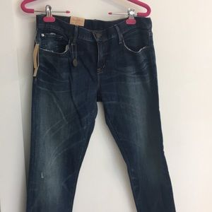 """NWT BRAND NEW RALPH LAUREN """"RELAXED SKINNY"""" JEANS"""